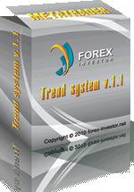скачать бесплатно Советник Trend-System 1.1
